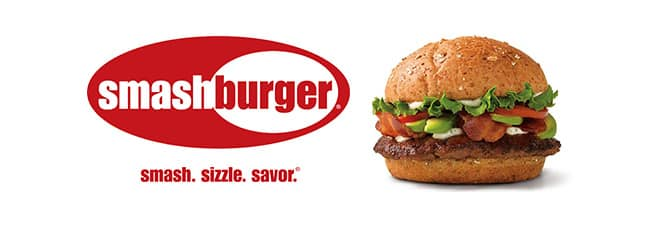 Smashburger SmashClub Members  - $1 burgers every day for 45 days  - from January 1, 2018 to February 14, 2018