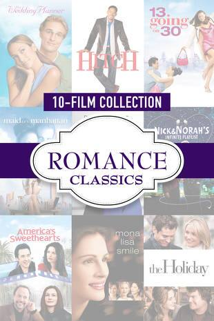 Buy Romantic Movies of the 2000'S - HD for $30
