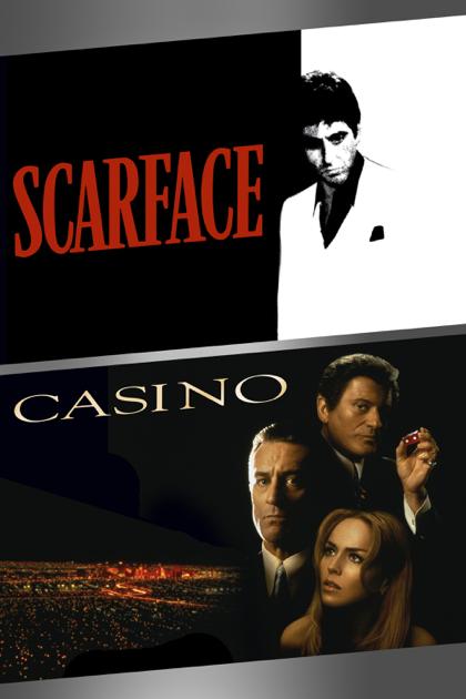 Scarface (1983) + Casino Bundle - Itunes $9.99