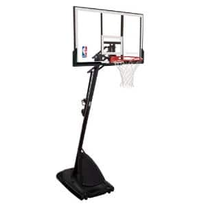 "Spalding 66291T 54"" Acrylic Portable Basketball System- $149 w/ $35 Shipping Academy Sports"