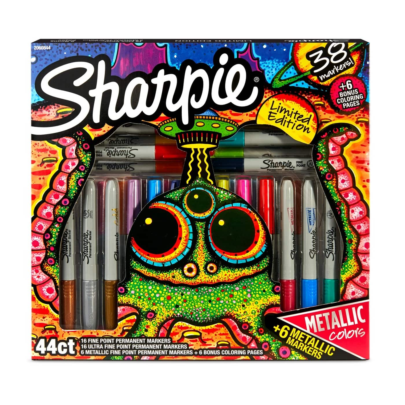 Sharpie 38ct Multicolor Marker Set - $9.00 on clearance @ Target B&M