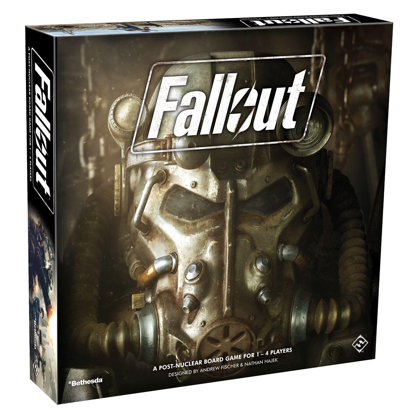 Fallout Board Game - $17.98 (YMMV) at Target, New California Expansion - $14.97 at GameStop