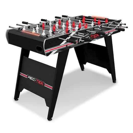 Rec-Tek 48 inch Foosball Table with LED Scoring @ Target $36 w/ Cartwheel coupon