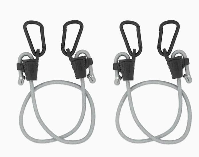 2-Pack National Hardware Adjustable Bungee Cord $7.98 @ Lowe's