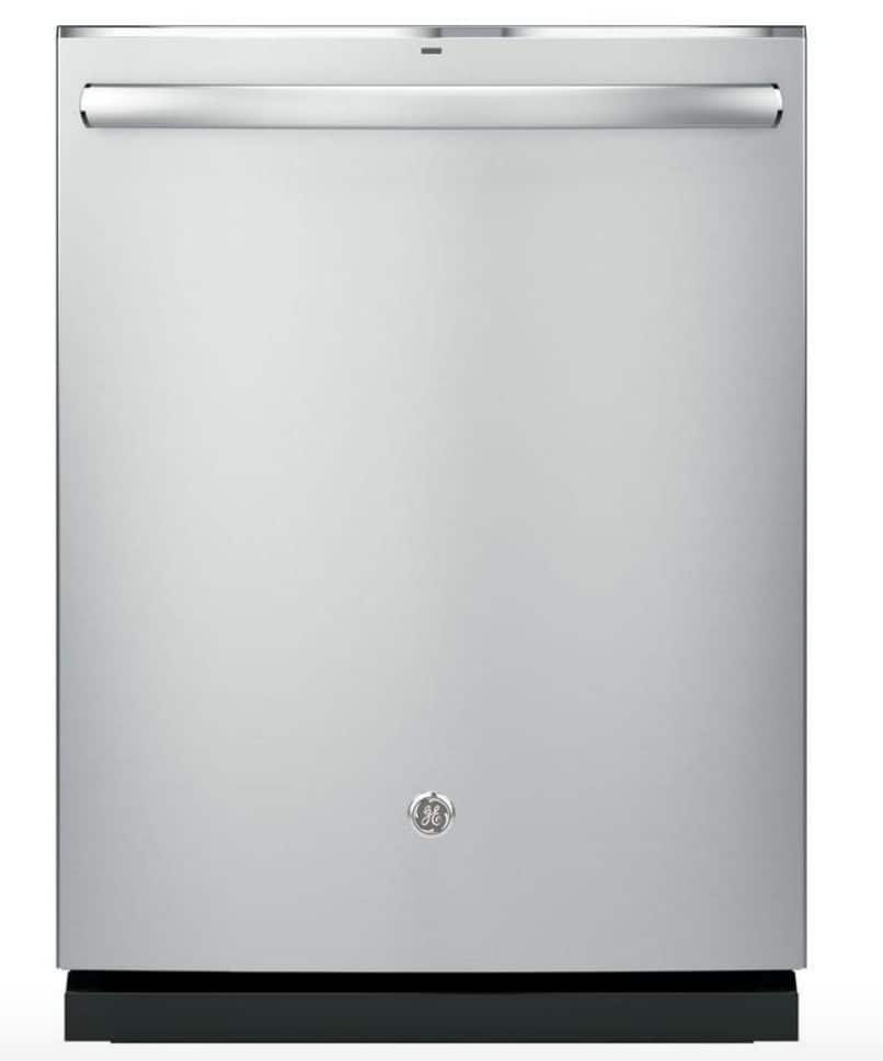 GE Dishwasher (GDT695SSJSS) Top Control Dishwasher in Stainless Steel with Stainless Steel Tub and Steam Prewash $598 at Home Depot