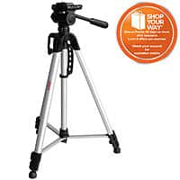 "Sears Deal: Sears Digipower 66"" Tripod with 3-way Panhead 1 - 27$, get 20 $ back in syw reward points"