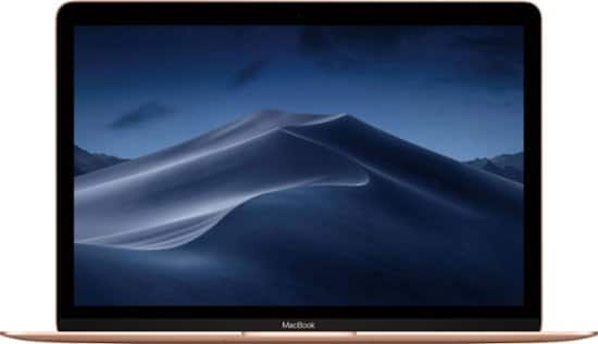 "Apple - MacBook 12"" Retina Display - Intel Core m3 - 8GB Memory - 256GB Flash Storage (Latest Model) - various colors $899.99"