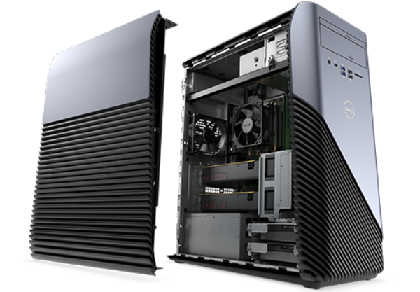 Dell Inspiron Gaming Desktop Ryzen 7 1700x, 8GB DDR4 , AMD Radeon™ RX 570 with 4GB GDDR5, 1 TB disk for $699