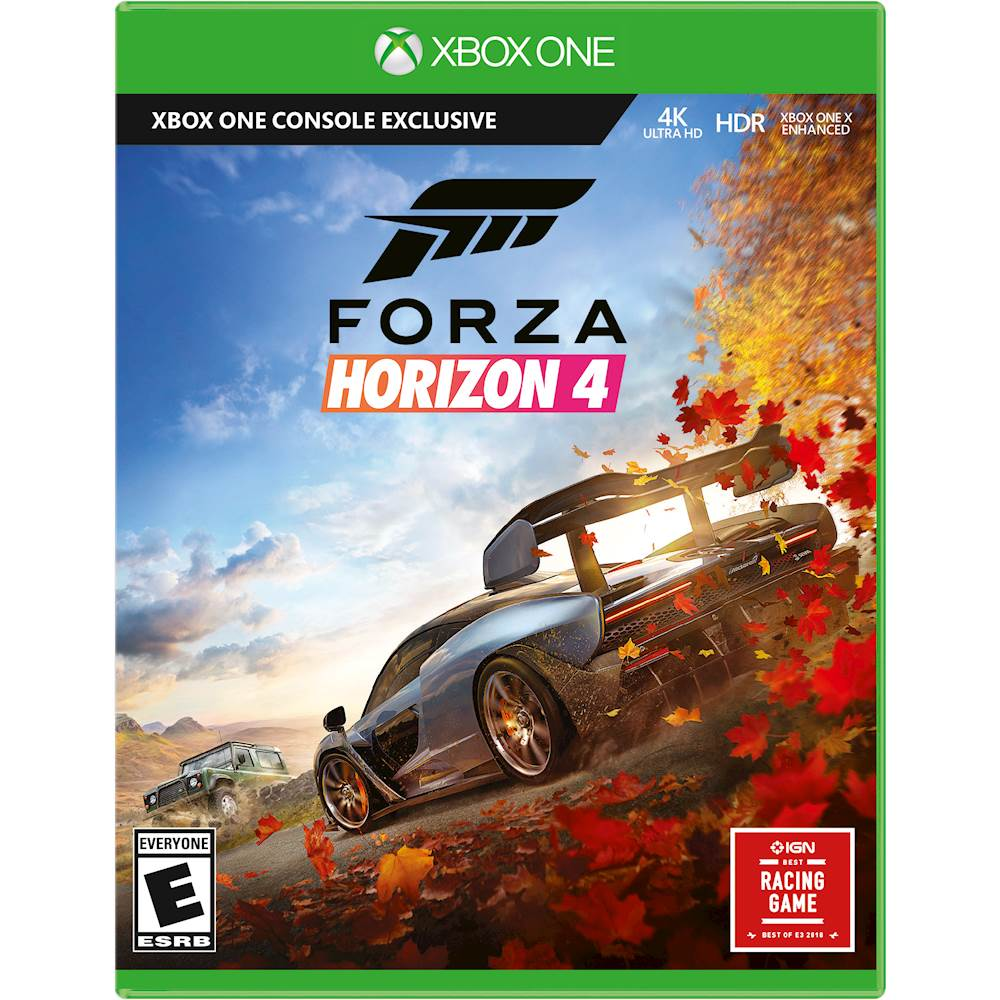 Forza Horizon 4 for XBOX ONE / PC for $35.59