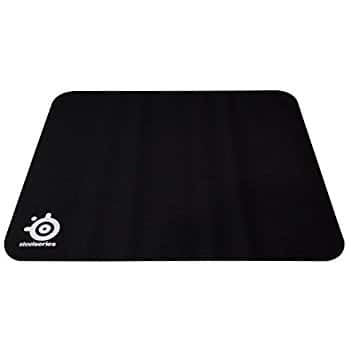 urlhasbeenblocked Gaming Mouse Pad / Mat with Smooth Silk Surface Stitched Edge $6.99 on Amazon