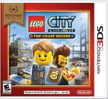 Lego City Undercover: The Chase Begins - Nintendo 3DS $10 Amazon Lightning Deal