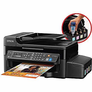 $249.99 + F/S Epson WorkForce ET-4500 EcoTank Wireless All-in-One Printer