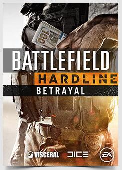 Battlefield Hardline: Betrayal DLC - PC - free on Origin