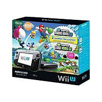 Sears Deal: Mario and Luigi Nintendo Wii U Deluxe bundle possibly $242.99+tax after Discover card price protection and shopdiscover cb + $63-$75 SYWR points @ Sears