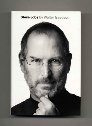 Steve Jobs by Walter Issacson 2011 Hardcover $11.83 Free Prime Shipping