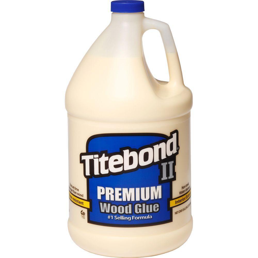 woodglue titebond 2 $16.97 1 gallon