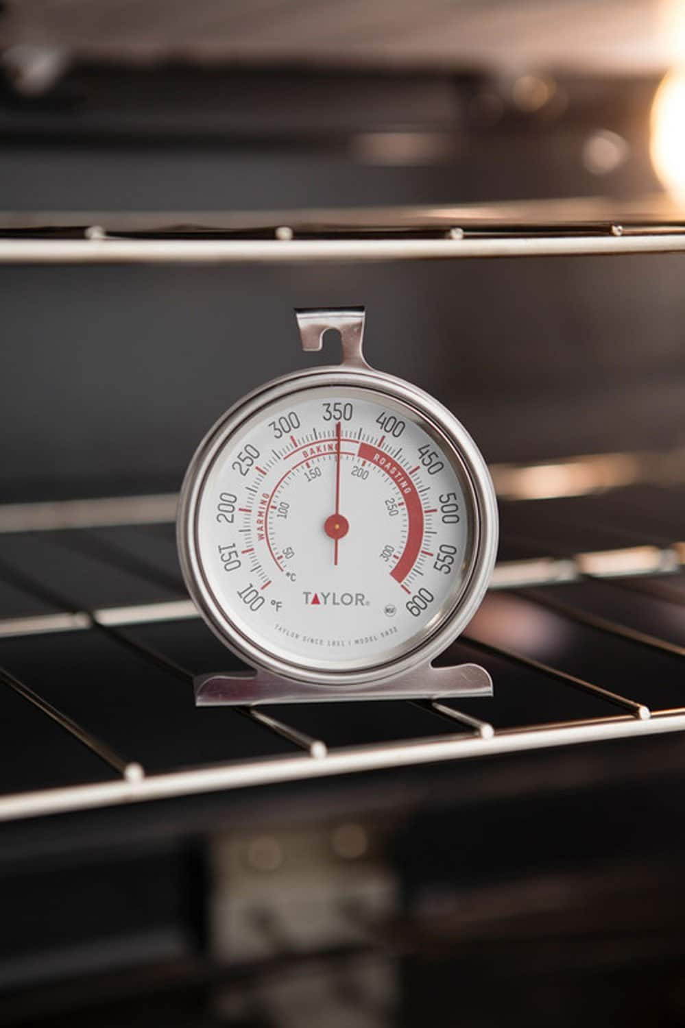 Taylor Classic Series Large Dial Oven Thermometer [Oven] $4.36