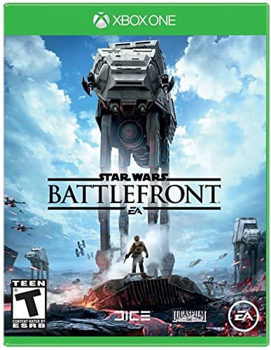 Star Wars: Battlefront - XBox One Standard Edition - $43.34 - via Amazon