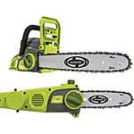 Sun Joe 40-volt Cordless Chain Saw or Pole Saw - $149 @ Staples
