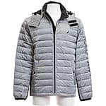 Nautica Men's color block down jacket - $40 ac + fs