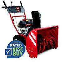 Lowes Deal: Troy-Bilt Storm 2410 179-cc 24-in Two-Stage Electric Start Gas Snow Blower - $458 AC @ Lowes