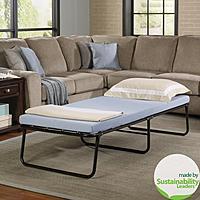 Walmart Deal: Simmons Beautysleep Foldaway Guest Bed Cot with Memory Foam Mattress - $69 @ Walmart