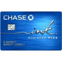 Chase Deal: Chase Ink Plus Business Card 60k Signup bonus w/ 5k Spend or Chase Ink 30k bonus w/ 3k spend