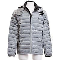 Nautica Deal: Nautica Men's color block down jacket - $40 ac + fs