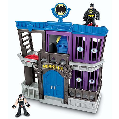 Kohls Cardholders: 2x DC Super Friends Batman Imaginext Gotham City Jail by Fisher-Price - $24 AC + FS @ Kohls