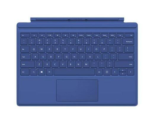 First time users: Microsoft Surface Pro 4 Type Cover (Blue) - $80 AC and amex offer + FS @ Jet