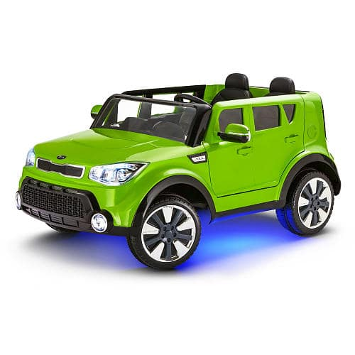 KidTrax Kia Sing-A-Long Soul 12 Volt Powered Ride On - $149 (orig $349) + Free Store Pickup @ ToysRus