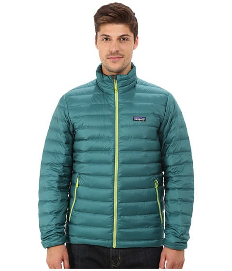 Patagonia Mens 800-fill Goose Down Jacket (Select Colors) - $82.50 AC + FS @ 6PM
