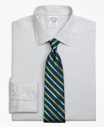 Stackable Savings Brooks Brothers Non-Iron Dress Shirts - as low as $37.80 each wyb 4 shirts + FS @ BrooksBrothers