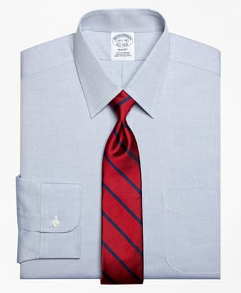 Brooks Brothers Non-Iron Dress Shirts - $35.90 each wyb 4 shirts (mix n match) + FS w/Shoprunner @ BrooksBrothers