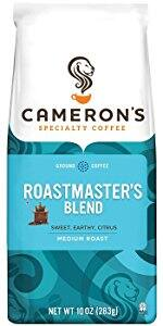 Cameron's Whole Bean Coffee, Woods & Water, 32 Ounce Bag  - $9.33 w/15% S&S @ Amazon