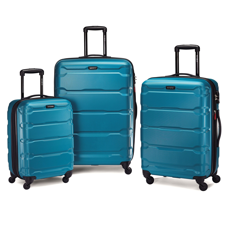 Samsonite-Omni-PC 3-PC Hardsize Spinner-Set-Luggage  - $152.00 AC @ Ebay