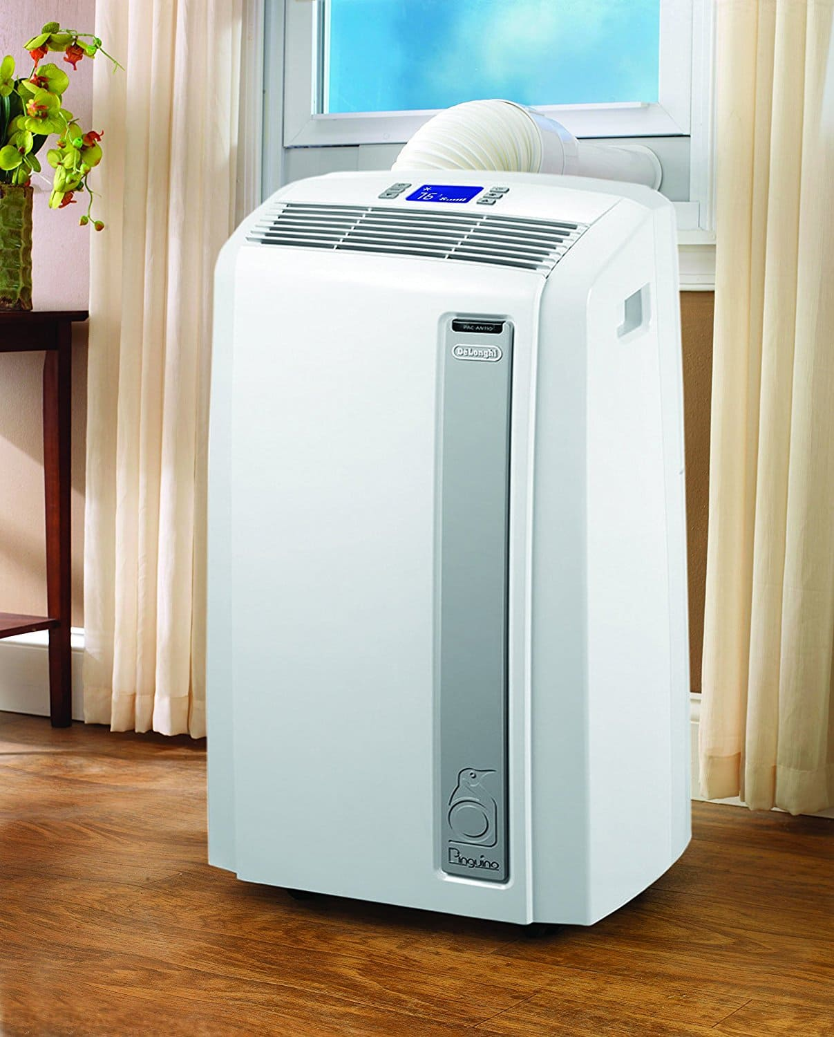 DeLonghi America 14,000 BTU Portable 3-in-1 Air Conditioner, Dehumidifier and Fan - $299 (was $599) @ Amazon