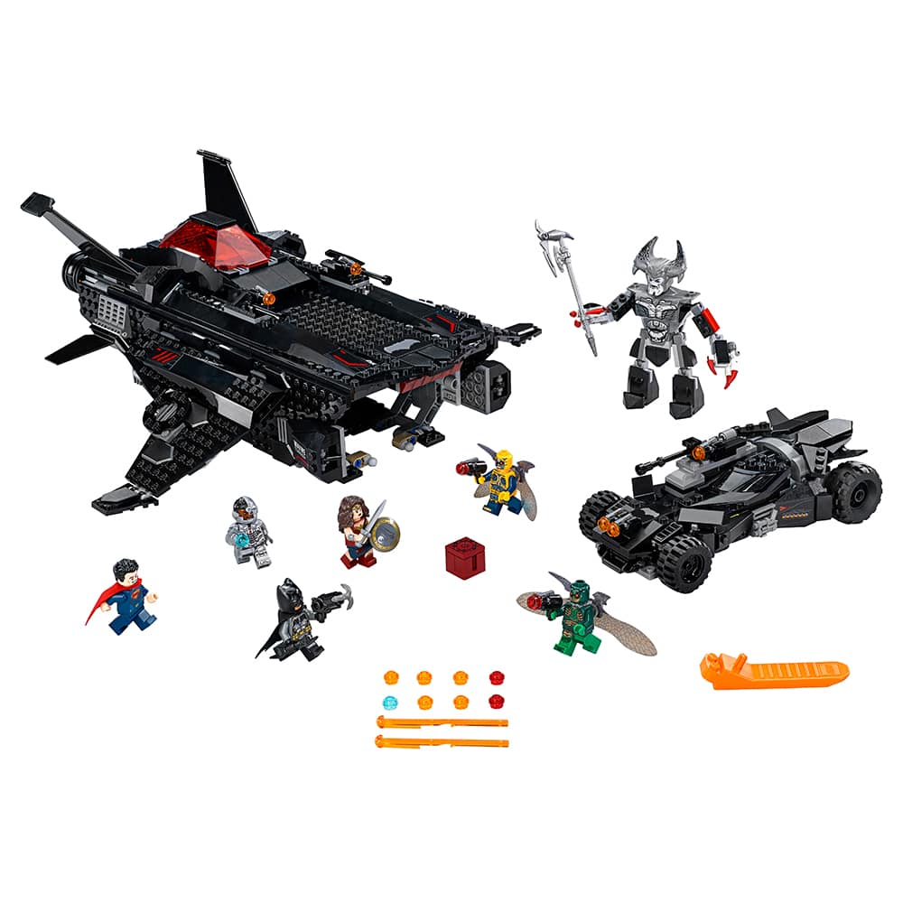 LEGO Super Heroes Flying Fox: Batmobile Airlift Attack 76087 - $40 (or lower)  & other clearance lego setsYMMV/B&M @ Walmart