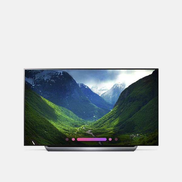 """77"""" LG OLED77C8PUA OLED 4K HDR AI Smart HDTV EX - $4999 @ Massdrop"""