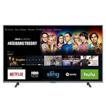 "Westinghouse WA55UFA1001 55"" 4K UHD Smart LED TV - Amazon Fire Edition - $289 + FS @ Bjs Wholesale"