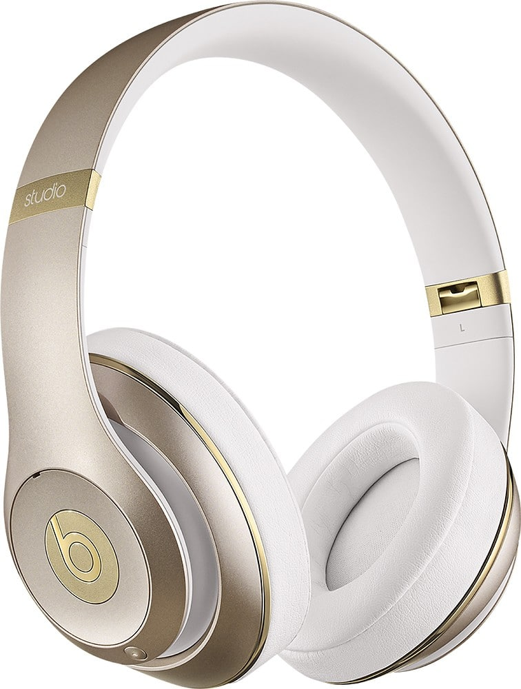 $189.99 + F/S Beats by Dr. Dre - Beats Studio Wireless Over-the-Ear Headphones - Gold