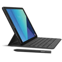 """Samsung 32GB Galaxy Tab S3 9.7"""" Tablet with Book Cover Keyboard & S pen (B&H Kit)     $499.99"""