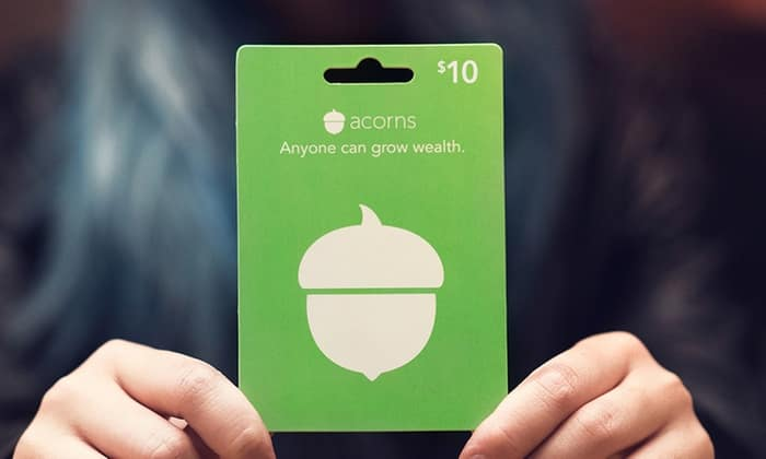 Acorns--Invest $10 in Your Future for Only $5