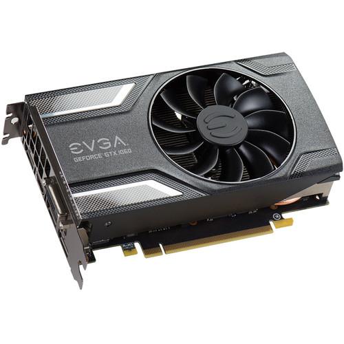 EVGA GeForce GTX 1060 SC GAMING 6GB Graphics Card $240AR