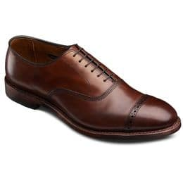 $150 off select Allen Edmonds Dark Chili Styles & Independence Collection