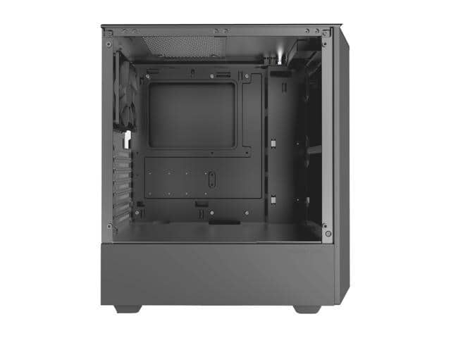 Phanteks Eclipse P300 PH-EC300PTG_BK Black Steel Chassis, Tempered Glass Window ATX Mid Tower Computer Case $39.99