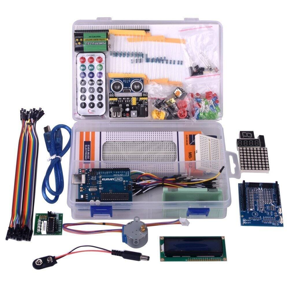 Kuman project complete starter kit with tutorial and