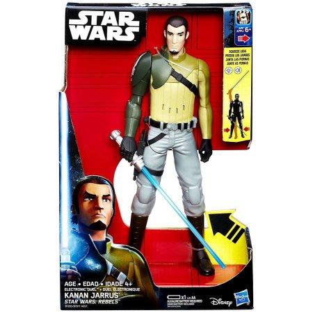 Star Wars Rebels Electronic Duel Kanan Jarrus $8.99
