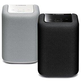 Yamaha MusicCast WX-010 Wireless Speaker (Black / White) $99.95