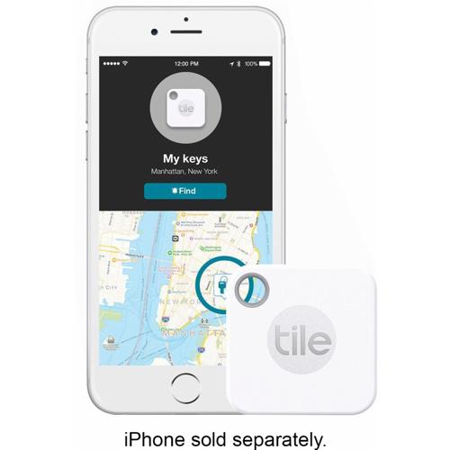 Tile - Mate (2018) Item Tracker (4-Pack) $19.88